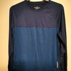 American eagle outfitters active wear shirt